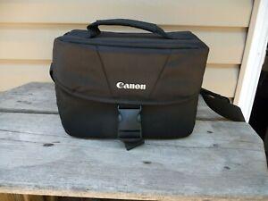CANON EOS 100ES DSLR SLR Camera Shoulder Bag