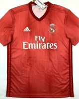 NWT REAL MADRID 2018/19 (M,L,XL) Third Adidas Football Shirt Soccer Jersey RMCF