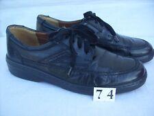 Northeimer the Body Shoe schwarz Leder Gr.9 gut erhalten