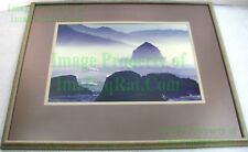Haystack Rock Ecola State Park Cannon Beach Allan Bruce Zee Signed Limited 2/50