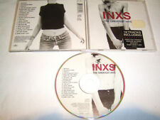 CD - INXS The Greatest Hits - 18 Tracks - 6