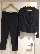 Country Road Ladies Black Suit Size 8