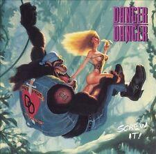 DANGER DANGER Screw It! CD 14 trks 1991 Epic USA Poison Keel Ratt Cinderella