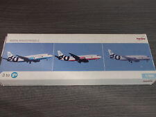 Herpa Wings 1:500 (505499) go 3-in-1Set Boeing 737-300 m Registration LimEdition