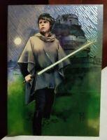 TOPPS 1996 SWCCG STAR WARS FINEST #2 LUKE SKYWALKER REBEL ALLIANCE CARD