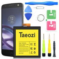 For Motorola Moto Z Force Droid XT1650-02 GV40 SNN5968A Battery 3600mAh w/ Tools