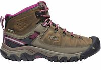 Brand New Keen Womens Targhee Iii Mid Comfortable Waterproof Hiking Boots