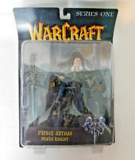 Warcraft Series One Prince Arthas Death Knight NIB NIP Sealed 2003 Blizzard