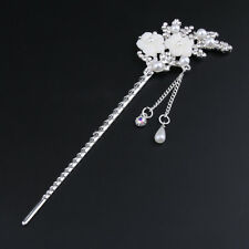 Vintage Chinese Hair Pin Clip Accessory Women Lady Hair Stick Jewelry Tassel