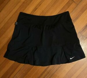 Nike Dri-fit Black PLEATED ATHLETIC Tennis 🎾 /Golf ⛳️Skirt/Skort Size S