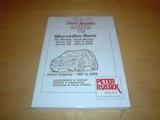 MERCEDES M CLASS W163 W164 ML 230 320 350 430 500 PETROL Owners Manual Handbook