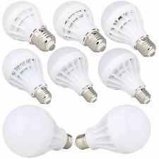 E27 Energy Saving LED Bulb Light 12W 9W 7W 5W 3W Globe Lamp 110V To 220V