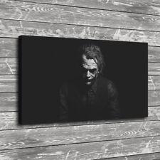 Heath Ledger Joker Home Decor Room HD Canvas Print Picture Wall Art Painting