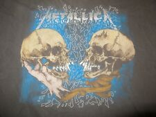 Metallica environ 1992 SHIRT VINTAGE METAL (no Exodus Megadeth LP SLAYER Testament C