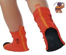 Ockyz Sweakers Anti Rutsch Schwimmsocken Gr 35-38 blau-orange Aqua-Socke NEU
