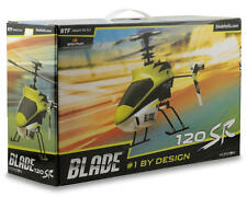 BRAND NEW EFLITE BLADE 120SR READY TO FLY RC RTF HELICOPTER HELI BLH3100 !!