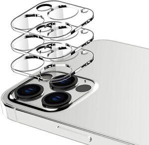 Verre trempé protection objectif caméra arrière iPhone 11 Pro 12 Pro Max Mini