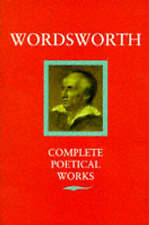 Poetical Works (Oxford Standard Authors), Wordsworth, William, Very Good Book
