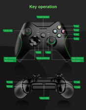 2.4G Wireless Game Controller Set Gamepad For Xbox One/PS3/Android Phone/PC UK##