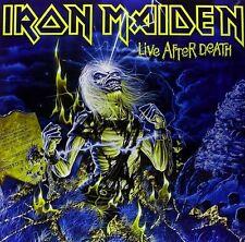 Iron Maiden - Live After Death Vinyl LP Heavy Metal Sticker, Magnet