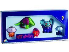 Figurine plastique Petit Vampire Coffret 5 figurines Démons et Merveilles