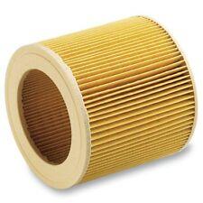 GENUINE KARCHER Cartridge Filter For WD, MV 2, MV 3 (6414552 6.414-552.0)