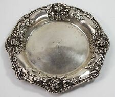 Carter Brothers Sterling Silver 7 Inch Dish , Dishes & Coasters