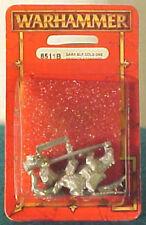Warhammer Dark Elf Cold One Knights Standard (8511B)--Factory Sealed Pack