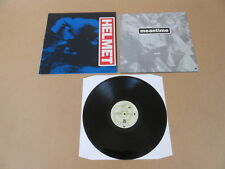 HELMET Meantime INTERSCOPE LP VERY RARE 1992 UK / EU ORIGINAL 1ST PRESSING