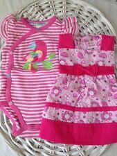 Baby Girl Bundle Size 74 Vgc