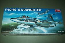 Accademia Lockheed F-104G STARFIGHTER KIT SCALA 1:72