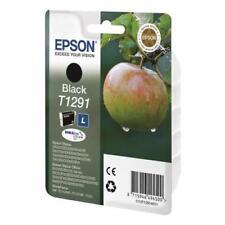 Cartuccia Epson T1291 mela nero originale Cartuccia