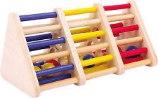 Sortierdreieck Geduldspiel Ausdauer Konzentration ab 1Jahr Spielzeug Kinder NEU