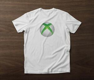 XBOX Logo Video Game T-Shirt Multiple Colors