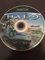 Halo: (Microsoft Xbox, 2001) Original Halo 1 Video Game Disc Only
