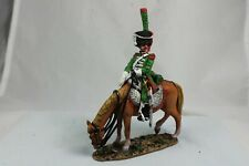 Del Prado Zinnfigur; Trooper, 2nd Regiment Italian Chasseurs, 1812