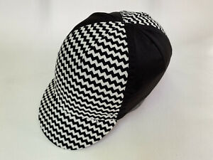 L SIZE -Hand Made By Smith-London CLASSIC CYCLING,Cycling Cap