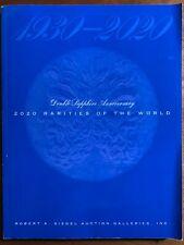 Siegel Auctions, 2020 Rarities of the World - Usa, Jun 30-July 1 2020
