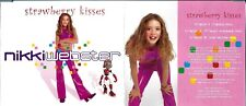Nikki Webster cd (3 tracks)- Strawberry Kisses, exc