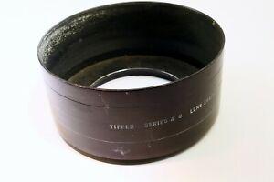 Tiffen Series 8 VIII Metal Lens Hood Shade screw in type Threaded 66.6mm 67mm