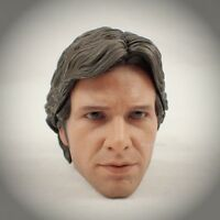 Hot Toys MMS261 Star Wars Episode IV A New Hope HAN SOLO Figure 1/6 HEAD SCULPT