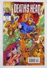 VINTAGE! Marvel Comics Death's Head #11 (1993)