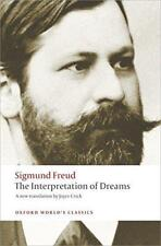 The Interpretation des Rêves (Oxford World's Classics) par Sigmund Freud Livre