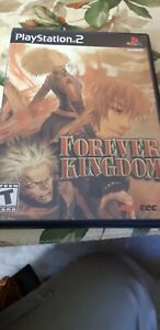 Forever Kingdom PS2 PlayStation 2. -Very Good