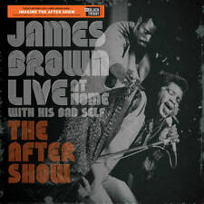 James Brown Live at Home: The After Show RSD Black Friday Record Store Day 2019