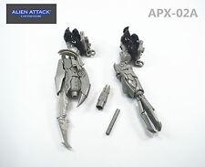 ALIEN ATTACK APX02A Mega Unpainted Right Arm