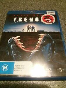 Tremors Kevin Bacon 1989 Horror Blu Ray Region B
