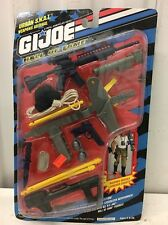 1993 Hasbro G.I. Joe Hall of Fame Urban S.W.A.T. Weapons Arsenal New Sealed