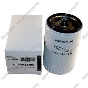 FOR JAGUAR - X350 3L V6 OIL FILTER XR823395 / XR858593 GENUINE JAGUAR