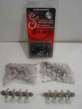 MACHINE HEADS TUNING HEADS ROUND BUTTON TUNERS LOT FOR UKULELE CLASSICAL GUITAR